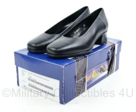KL DT zwarte dames pump schoenen met rubber zool - merk Pacardi - maat 2,5 = maat 35 - origineel