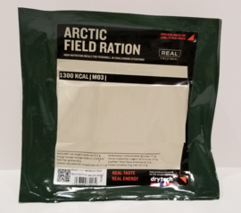 Arctic Field Ration. Noorse leger Breakfast rantsoen 1389 kcal - Porridge with apple and cinnamon Best Before 28-11-2021