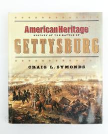 American Heritage Gettysburg door Graig L Symonds - over de Civil war