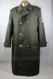 Groene Russisch model leger mantel met insignes  - decoratief! - meerdere maten - origineel