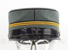 Zwitserse leger kepi - gele strepen zijn de rang - maat 56 1/2 - origineel