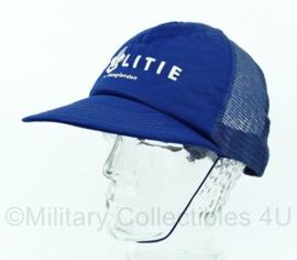 Baseball cap Politie Haaglanden - one size - Origineel