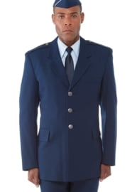 Moderne USAF US Air Force uniform jas Coat Man's Air Force Blue - size 41R = NL 51 (medium)  - origineel