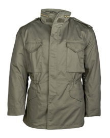 US field Jacket M65 with liner - groen