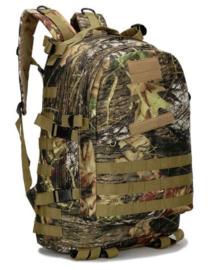 KL Daypack Grabbag Day Pack  LMB Real Tree camo 35 liter - MOLLE - nieuw gemaakt