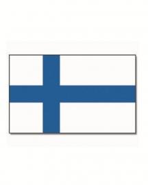 Vlag Finland - Polyester -  1 x 1,5 meter