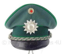 """Vroeg model Duitse Bundespolizei pet """"Berlin"""" - maat 56 1/2 - Origineel"""