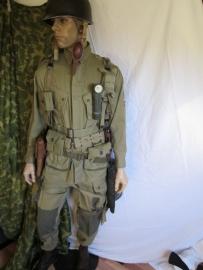 US airborne soldaat