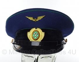 Russische Transport Officier pet - maat 59 - origineel