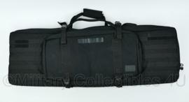 Zeldzame zwarte 5.11 Rifle Case 36 inch universele wapentas en mat - militaire versie - 95 x 30 cm - origineel