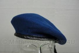 Baret Koninklijke Marine blauw - nieuw gemaakt