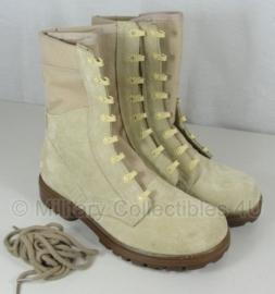 KL desert leger schoenen / kisten - nieuw - origineel - maat 280m = 44 normale breedte