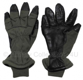 US NOMEX flyer`s glove intermidiate Cold - size 7, 9, 10, 11 - origineel