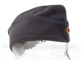 Bundeswehr schuitje  - blauw - blauwe bies - maat 53 cm. - origineel