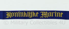 Koninklijke Marine Mutslint model tot 1940 en 1955 tot heden nagemaakt