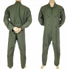 US Coverall, Flyers CWU groene overall vlieger/piloot - NIEUW/ongebruikt - size 40R - origineel