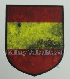 Die Blaue Division - Spanische Freiwilligendivision decal - 1-099