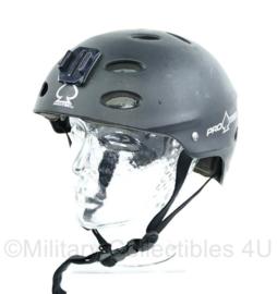 Korps Mariniers trainingshelm Pro tec 'ACE water' met extra nachtkijker bevestiging - maat XL - origineel