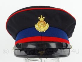 KL Landmacht platte pet KMA GLT gala - maker Hassing - maat 59,5 - origineel