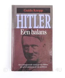 Hitler Een balans Guido Knopp
