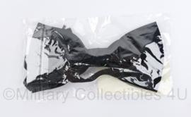 Defensie strik overhemd zwart Messpersoneel - nieuw in de verpakking - 14 x 7,5 cm - origineel