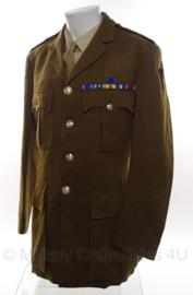 Britse Parachustist Regiment en Special Forces uniform jas - maat Medium - origineel
