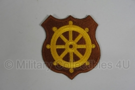 WWII US Era Ports of Embarkation patch