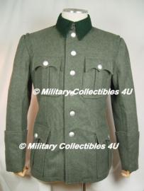 M36 officiers set - jas inclusief pofbroek - wol - maat XXL