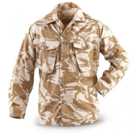 Britse leger Jacket DPM Combat Tropical Desert - maat 180/104 - origineel