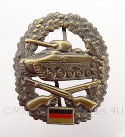 Bundeswehr baret speld Panzer - origineel