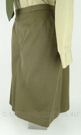 KL Koninklijke Landmacht dames broekrok - groen- maat 542 - origineel