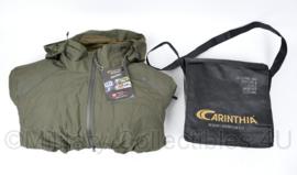 Carinthia Special Forces MIG 3.0 Winter half jacket oliv - XL - nieuw - origineel
