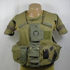 Kogelwerend vest hoes Militaire Politie MP GROEN - origineel