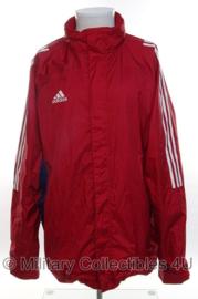 Adidas Sport Trainingsjack met capuchon - maat 8 (Large) - origineel