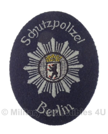 Schutzpolizei Berlin embleem - origineel