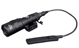 Tactische M300 M300B Mini scout Light Led 280Lumen Wapenlamp  met 20 mm Picatinny Rail - BLACK