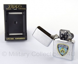 Zippo Windproof aansteker - NYC New York Police Dept. - origineel