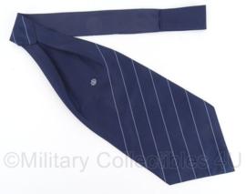 Nederlandse Gemeente Politie stropdas met logo - 83 cm - origineel