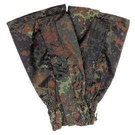 Bundeswehr gaiters Flecktarn Goretex