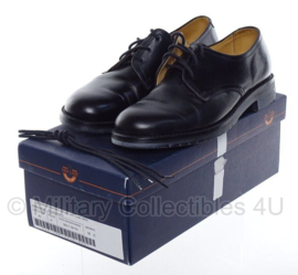 KL DT nette schoenen Van Lier, rubberen zool  - NIEUW in doos - maat 255M / 40M