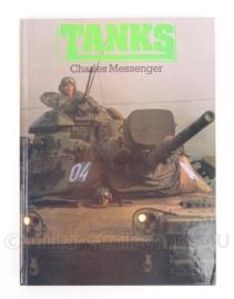 Boek/naslagwerk Tanks Charles Messenger - origineel