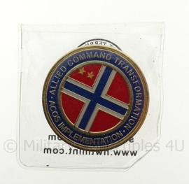 "Coin ACOS ""Allied Command Transformation"" - origineel"