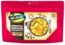 Blå Band Oriental Chicken with Couscous  Outdour meal maaltijd - t.h.t. 2-7-2022