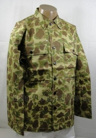 WW2 HBT camo jas US Army  - Small
