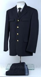 Bundespolizei Bayern nette jas met broek (2016) - zwart - nieuwste model - maat 50 - ongedragen - origineel