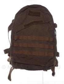KL Daypack Grabbag Day Pack  LMB COYOTE 35 liter - MET heupgordel - MOLLE - gebruikt - origineel
