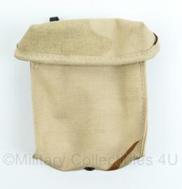 KL klein tasje met alice clips - desert camo - gebruikt - origineel
