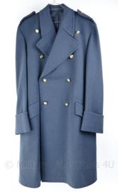 MVO klu Luchtmacht prachtige mantel 1958 met officiers rang - maat 52 - licht gedragen - Rang Luitenant - origineel