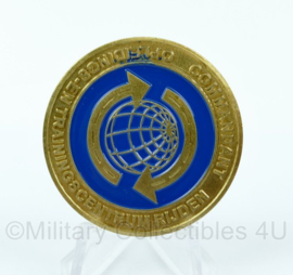 Defensie coin OTCRIJ Trainingscentrum Rijden  - origineel