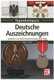 Staatliche und zivile Auszeichnungen 1919-1945
